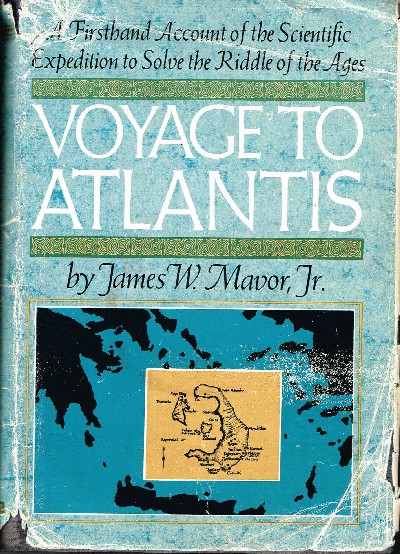Voyage to Atlantis. James W. Mavor, James Watt.